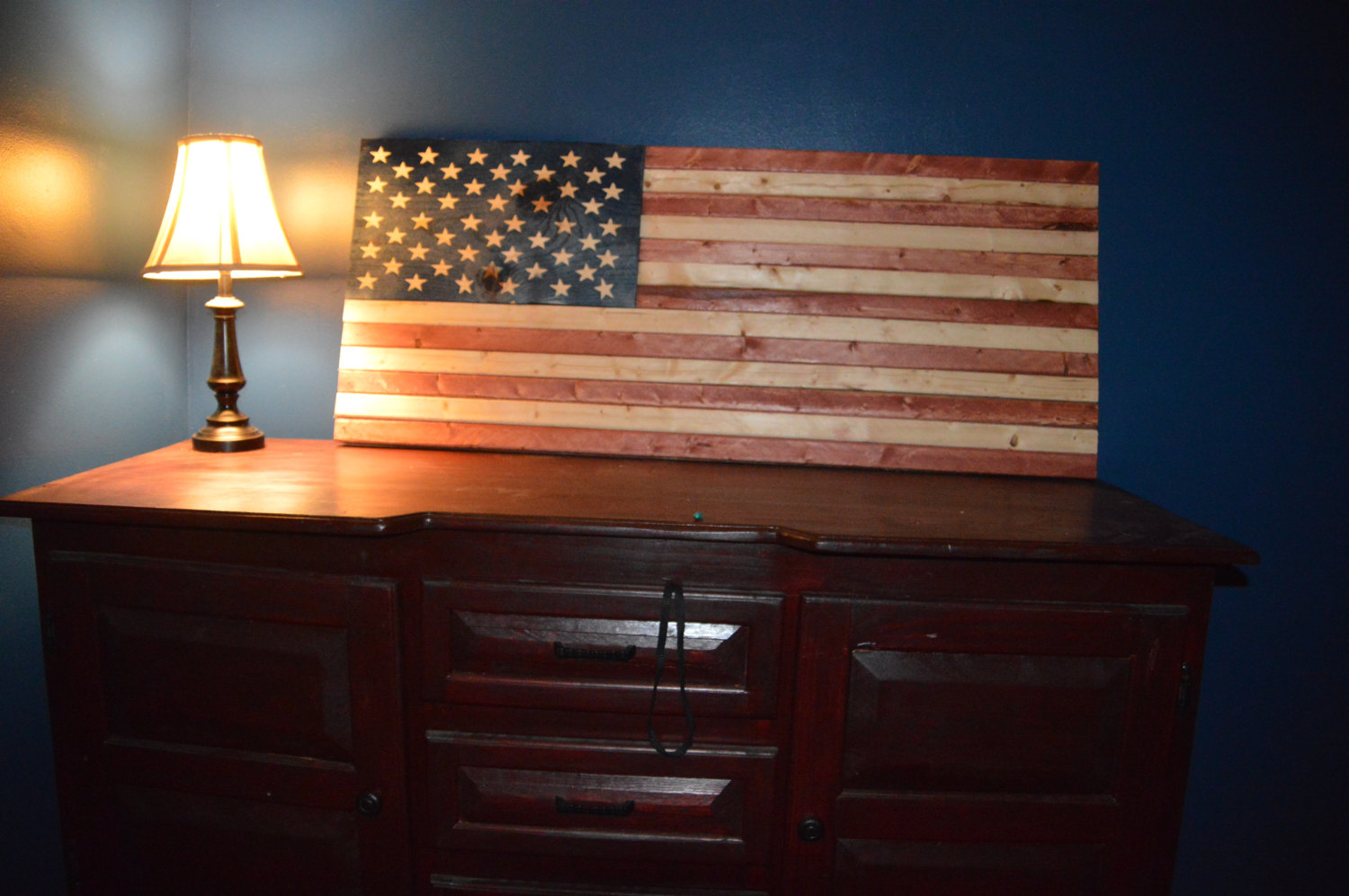 Well-liked Rustic American Flag – HomeSteadHow GG79